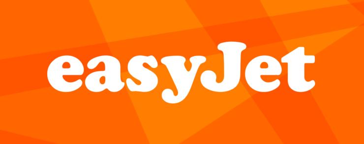 easyJet Airline Logo