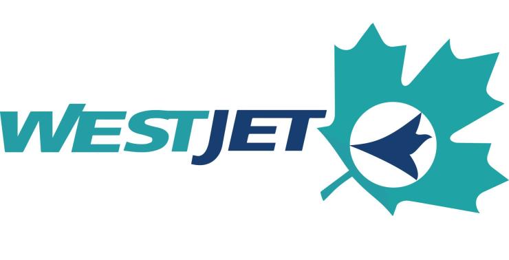 WestJet Airline Logo