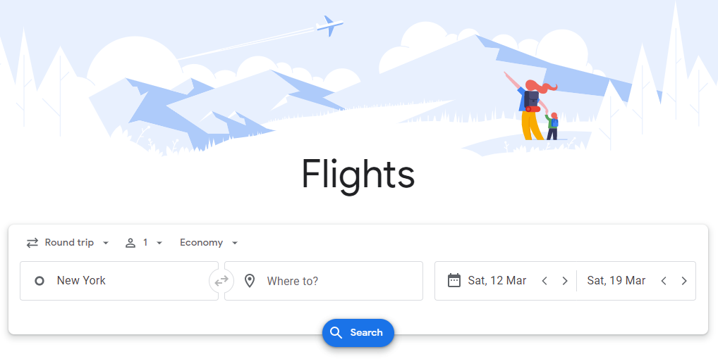 How to use Google Flights to find deals