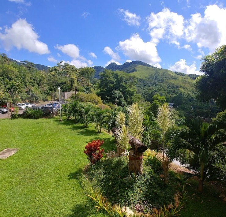 Nature and Hills Trinidade